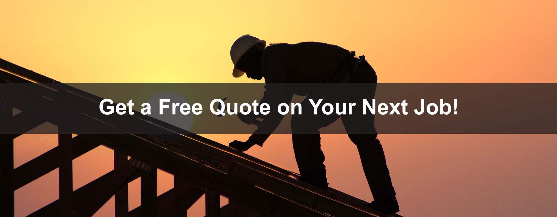Get a free quote for your next job | Quality Truss
